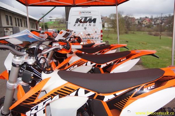 KTM UNIVOK Enduro cross country 2012